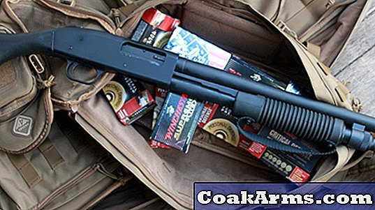 Mossberg 590 Shockwave: Tactical-Life 'Gun of the Month' pre máj 2017