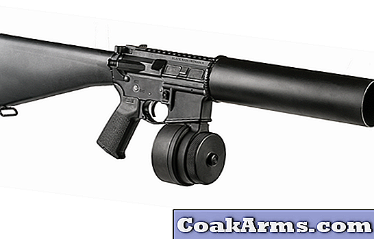Can Cannon: X produkt AR-15 Soda Can Launcher