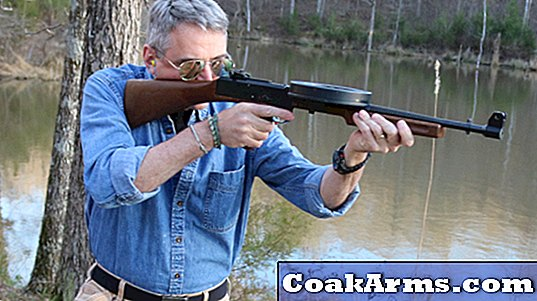 American 180: A Rimfire Subgun With Full-Auto Firepower