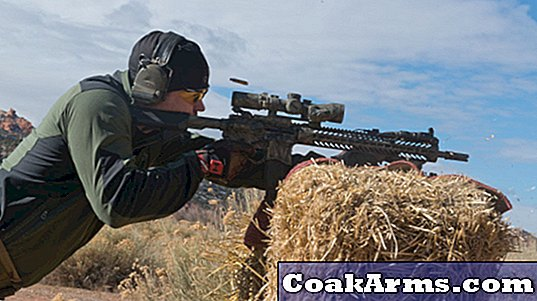 Leren kritisch Scoped Carbine Tactics met Buck Doyle