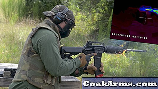 VIDEO: AR-15 Meltdown test lacnejší, Palmetto State Upper